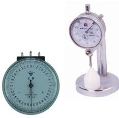Espesímetros y Esferómetros